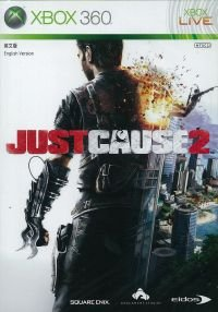 (Xbox360)JUST CAUSE 2(輸入版:アジア版) B003GIFPI0