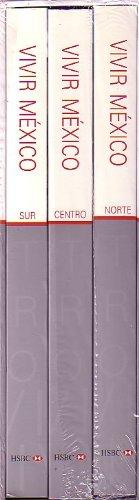 Vivir Mexico: Sur, Centro, Norte [3 Volume Box Set] 2004 ebook