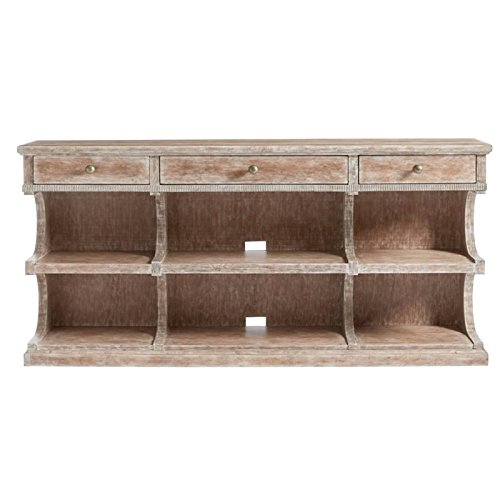 Juniper Dell Media Console in English Clay - Stanley Entertainment Furniture