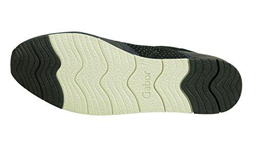Gabor 64.322.13 Womens Lace-Up Shoe ocean/darkbl./pazi XcgjpHUWlC