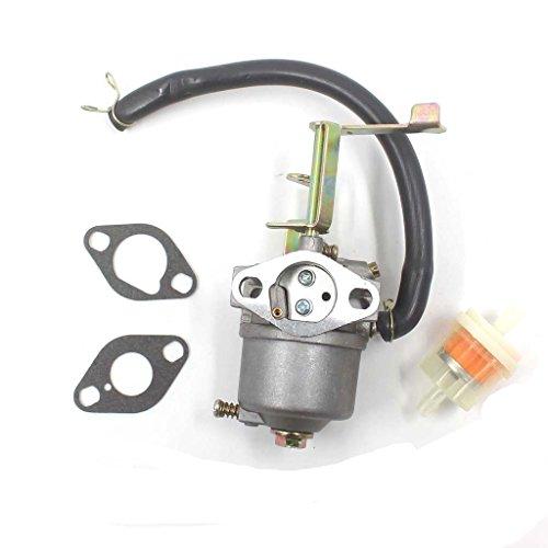 HURI Carburetor with Fuel Filter for Generator Buffalo Tools Sportsman GEN1100 GEN154 2.8HP 1500 2000W by HURI