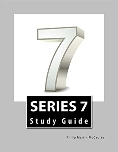 Book Series 7 Study Guide