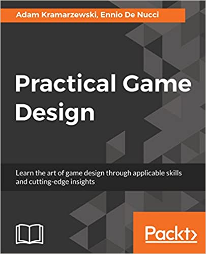 Cover image of the book Practical Game Design