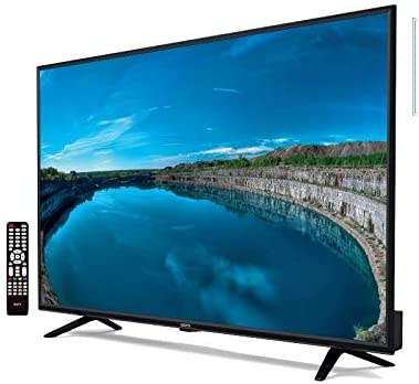 KROMS TELEVISOR KS43SMT Smart TV Full HD Negro LED 43: Amazon.es: Electrónica
