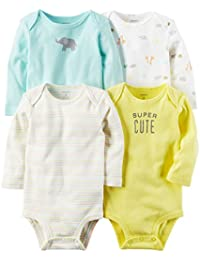 Baby 4 Pack Bodysuits (Baby)