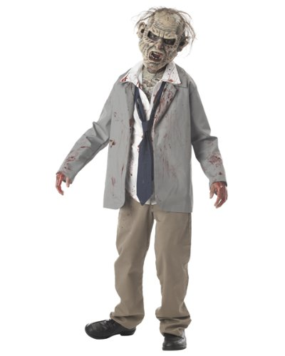 Dead School Boy Costume (Zombie Child Costume)