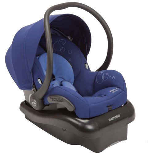 2014 Maxi Cosi Mico Ap Infant Car Seat Reliant Blue Prior Model