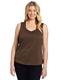 Notations Women's Plus-Size Tank Top