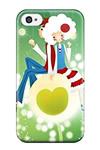 Animated Love Case Compatible With Iphone 4/4s/ Hot Protection Case