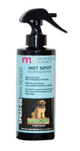 Miracle Coat Hot Spot Spray for Dogs, My Pet Supplies