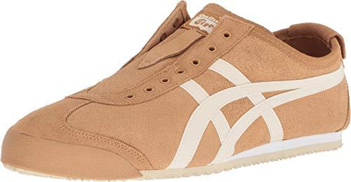 (Onitsuka Tiger Unisex Mexico 66 Slip-on Shoes 1183A042, Caravan/Oatmeal, 8.5 M US)