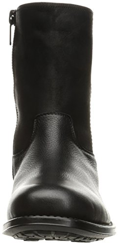Kenneth Cole New York Mens Actievolle Combatboot Zwart