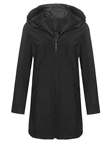 Hoodie Jacket Coat - 5