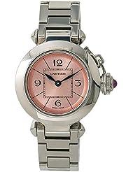 Cartier Pasha Quartz Female Watch W3140008 (Certified Pre-Owned)