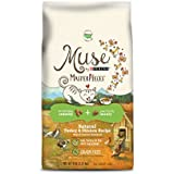 Muse by Purina MasterPieces Natural Turkey & Chicken Recipe Plus Essential Nutrients Adult Dry Cat Food - 8 lb. Bag