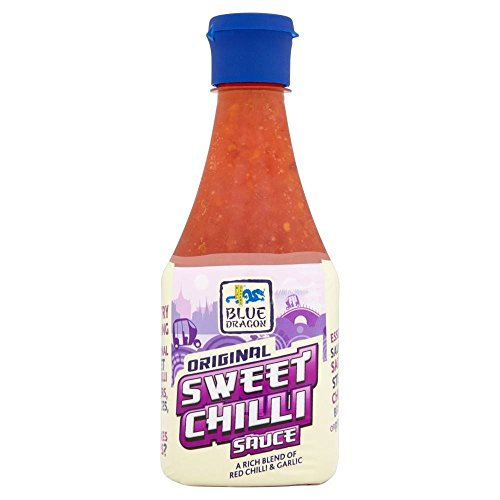 Blue Dragon Dipping Sauce - Sweet Chilli (380g) - Pack of 2 (Chocolate Sauce Dipping)