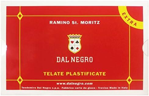 Karten Regionales Siciliane No 20 Extra Dal Negro