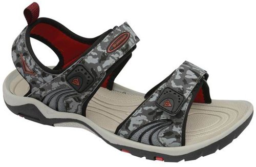 Dunlop - Sandalias de vestir para hombre gris - gris