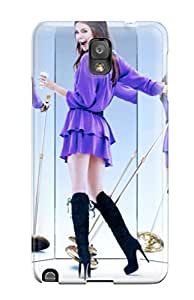 New Hard Case Premium Galaxy Note 3 Skin Case Cover(victoria Justice)