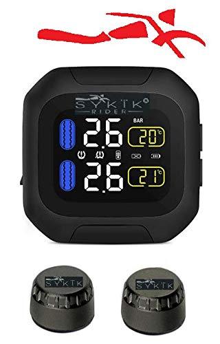 SYKIK Rider SRTP300 Wireless Tire Pressure Monitoring System