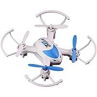 KOOZIMO SY X23 Mini Quadcopter, RC 6Axis Gyro LED Light 4ch Headless Nano Drone RD BU