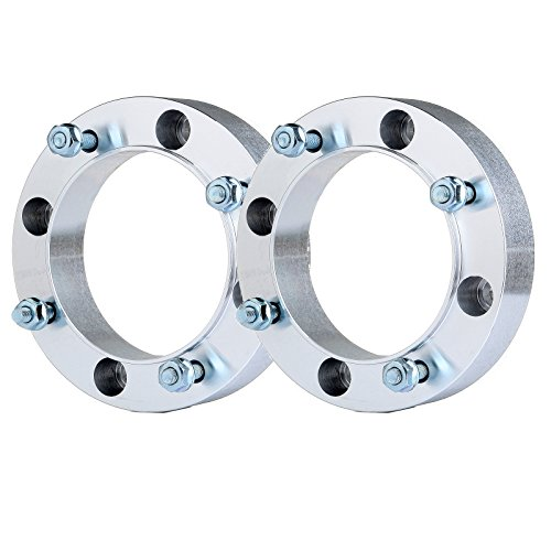 - SCITOO 4 Lug Wheel Spacers 1.5 inch 4x156 to 4x156 2X 38mm Thick 3/8