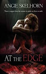 { [ AT THE EDGE ] } Skelhorn, Angie ( AUTHOR ) Oct-01-2014 Paperback