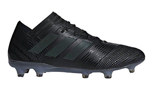 Firm Cleats 1 Adidas black Men's Nemeziz 17 Ground BUcqWZIyw1
