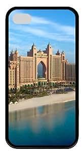 Dubai TPU Black Case for iphone 4S/4