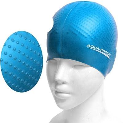 AQUA-sPEED bonnet de bain coupe parfaite