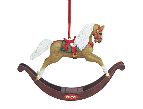 Breyer Eggnog Rocking Horse Ornament