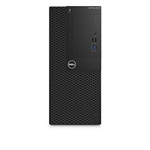 Dell Optiplex 3050 Tower Desktop – 7th Gen Intel Core i5-7500 Quad-Core Processor up to 3.8 GHz, 8GB DDR4 Memory, 256GB SSD + 1TB SATA Hard Drive, Intel HD Graphics 630, DVD Burner, Windows 10 Pro