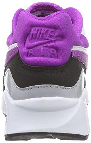 timeless design 8fc20 ef463 ... Nike Air Max ST - Zapatillas para mujer, color morado   negro   blanco  ...