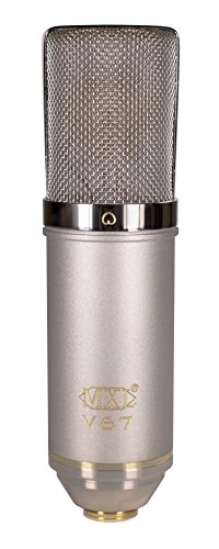 MXL V67G HE Heritage Edition Large Capsule Condenser Microphone (Mxl V67g Condenser Microphone compare prices)