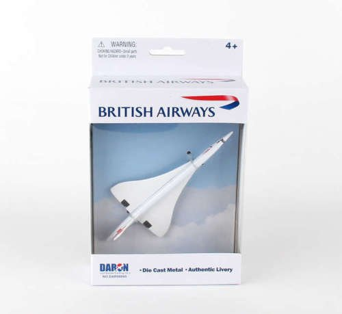 s Concorde Single Plane diecast Toy model (Concorde Plane)