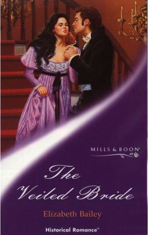book cover of The Veiled Bride