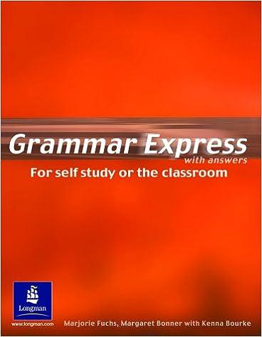 Grammar Express: British English Edition (Grammar Plus)