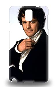 Top Quality Protection Colin Firth The United Kingdom Male Pride And Prejudice 3D PC Case Cover For Galaxy Note 3 ( Custom Picture iPhone 6, iPhone 6 PLUS, iPhone 5, iPhone 5S, iPhone 5C, iPhone 4, iPhone 4S,Galaxy S6,Galaxy S5,Galaxy S4,Galaxy S3,Note 3,iPad Mini-Mini 2,iPad Air )