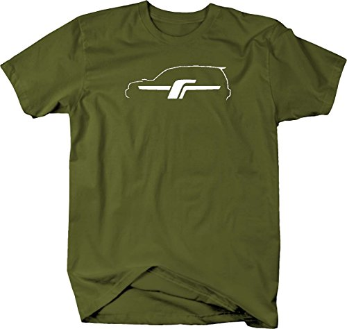 Subaru Forester Fozzy Subie AWD XT Wagon Racing Mens T Shirt - 5XL ()