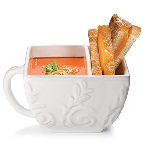 2 in 1 Soup and Sandwich Bowl - New, Boxed!