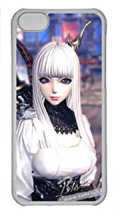 Blade & Soul iphone 4/4s iphone 4/4s case PC transparent, transparent iphone 4/4s iphone 4/4s case