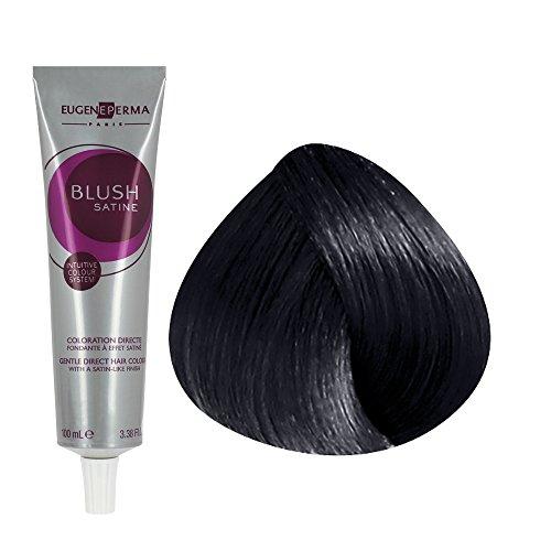 eugene perma p bl satine coloration semi permanente gris acier fonc 100 ml amazonfr beaut et parfum - Coloration Gris Acier