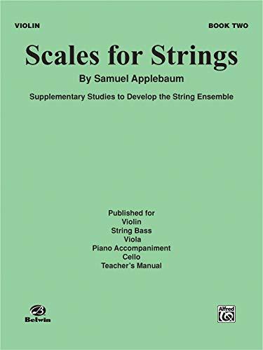 Scales for Strings, Bk 2: Violin