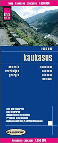 Read Online Kaukasus = Caucasus = Caucase = Caucaso pdf