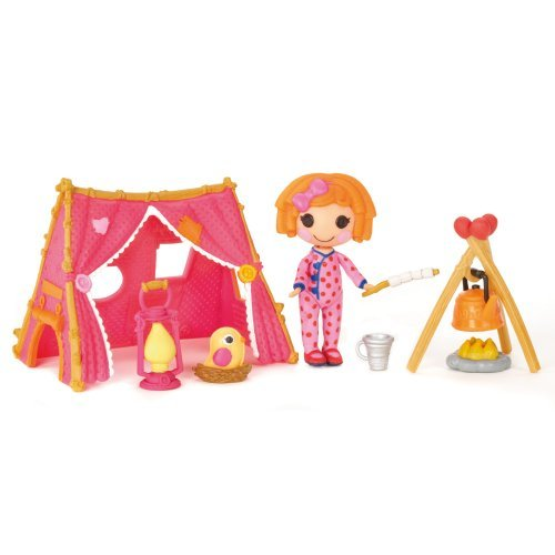Mini Lalaloopsy Play Set - Camping with Sunny Side Up by Lalaloopsy Mini (Lalaloopsy Sunny Side Up compare prices)