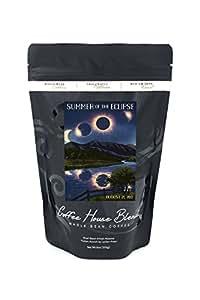 Solar Eclipse 2017 - Summer of the Eclipse (8oz Whole Bean Small Batch Artisan Coffee - Bold & Strong Medium Dark Roast w/ Artwork)