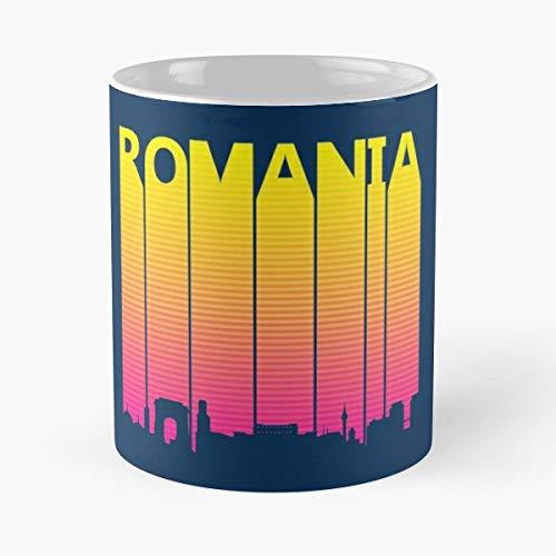 Romania I - Morning Coffee Mug Ceramic Best Gift]()