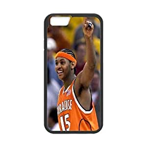 Custom High Quality WUCHAOGUI Phone case Carmelo anthony - New York Nicks Protective Case For Apple Iphone 6,4.7