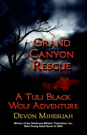 Download GRAND CANYON RESCUE: A Tuli Black Wolf Adventure ebook