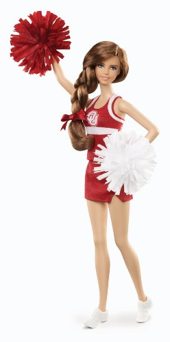 Barbie Collector University of Oklahoma Doll -